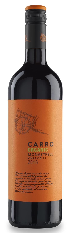 Barahonda Carro Monastrell Organic 2017