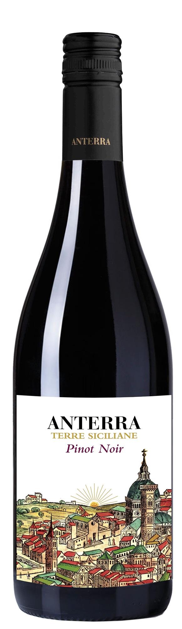 Anterra Pinot Noir Terre Siciliane IGT
